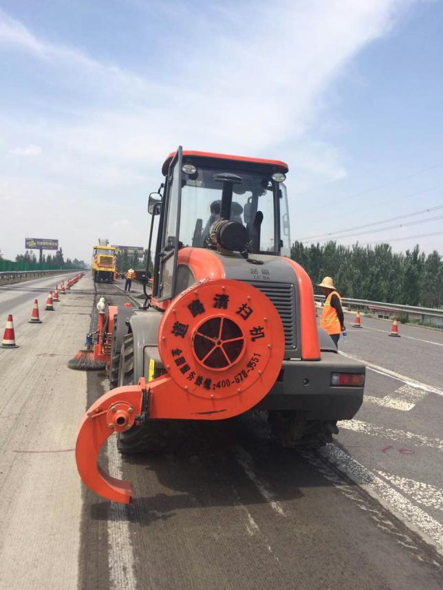 道路施工强力清扫机TJLB160QT欧版
